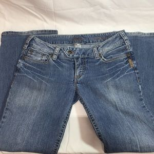 Silver Jeans. Altered!!!! See Pictures